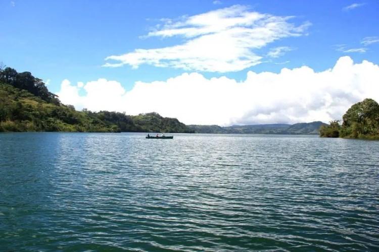 Lake Dapao National Park is one of the best Lanao Del Sur tourist spots.
