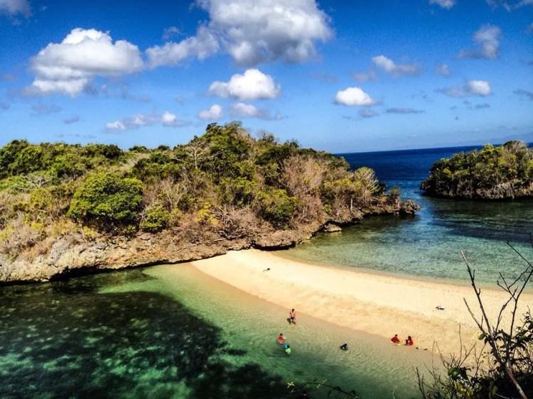 Baras Beach is one of the best guimaras tourist spot