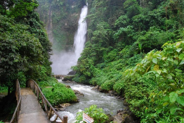 Lake Sebu Seven Falls is one of the best South Cotabato tourist spots