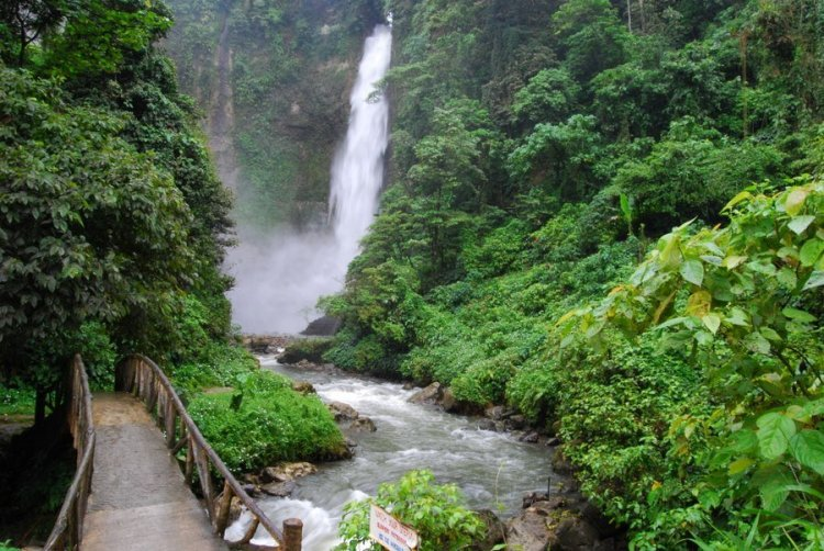 Lake Sebu Seven Falls is one of the best South Cotabato tourist spots