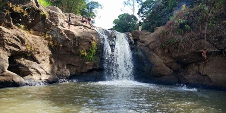 Kiga Falls is one of the best Maguindanao tourist spots.