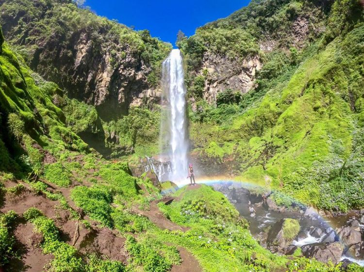Daday falls is one of North Cotabato tourist spots