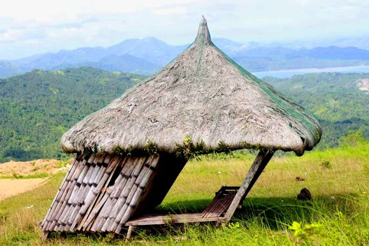 Mount Mayong Payong is one of the best tourist spots/attractions in Masbate province