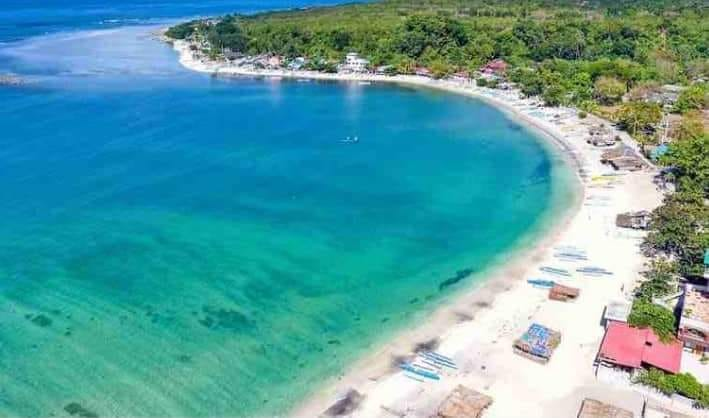 Darigayos Cove Beach is one of the best La Union beach