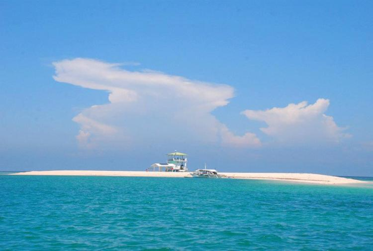 Carbin Reef is one of the best Negros Occidental tourist spot/destinations