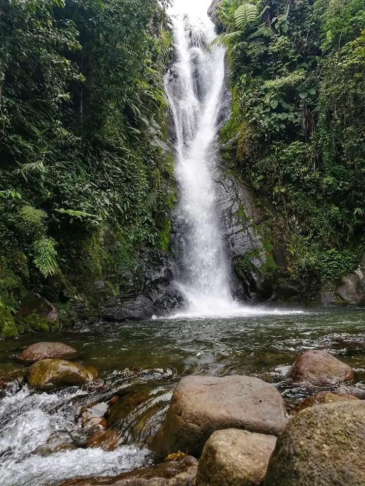 Tausuvan falls is one of North Cotabato tourist spots