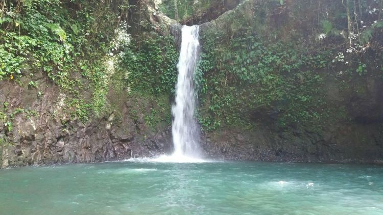 Sumpitan Falls is one of the best Lanao Del Sur tourist spots.