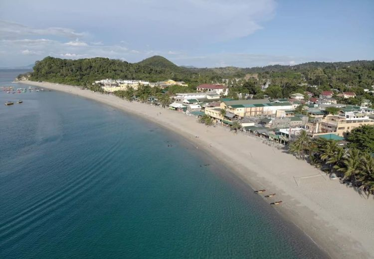 Sabang Beach is one of the best tourist spots/destinations in Oriental Mindoro.