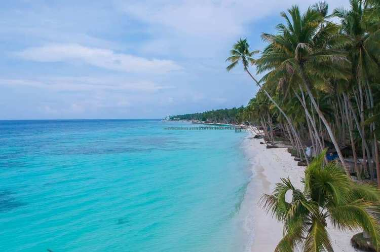 Tanduh Beach is one of the best Sulu tourist spots/Sulu attractions