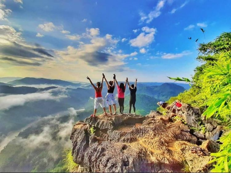 Mt Binacayan is one of the top tourist spots/destinations in Rizal Province.