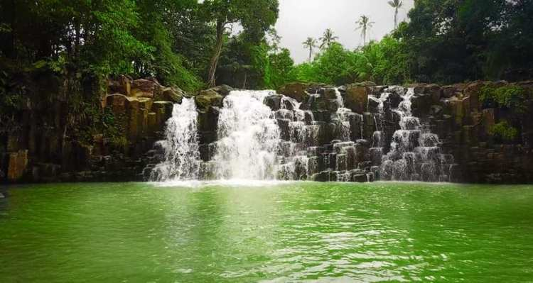 Bulingan Falls is one of the best Basilan tourist spots