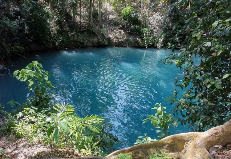 Blue Lagoon is one of the best Maguindanao tourist spots.