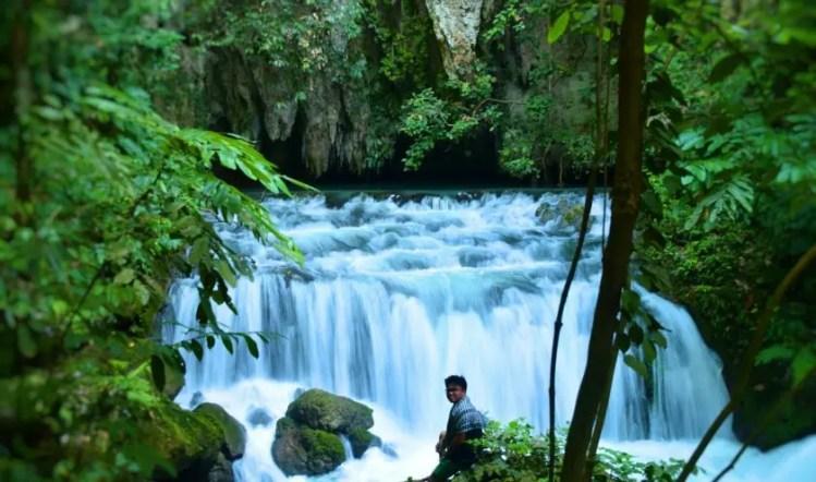 Panigan Underground River is one of the best Sultan Kudarat tourist spots