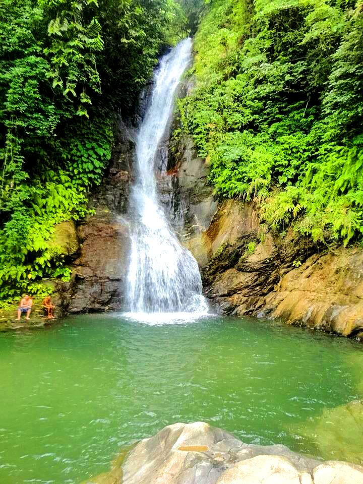 Papali Falls is one of the tourist spots/destinations in Occidental Mindoro