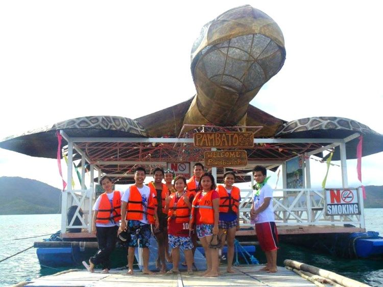 Pambato Reef in Honda Bay Palawan