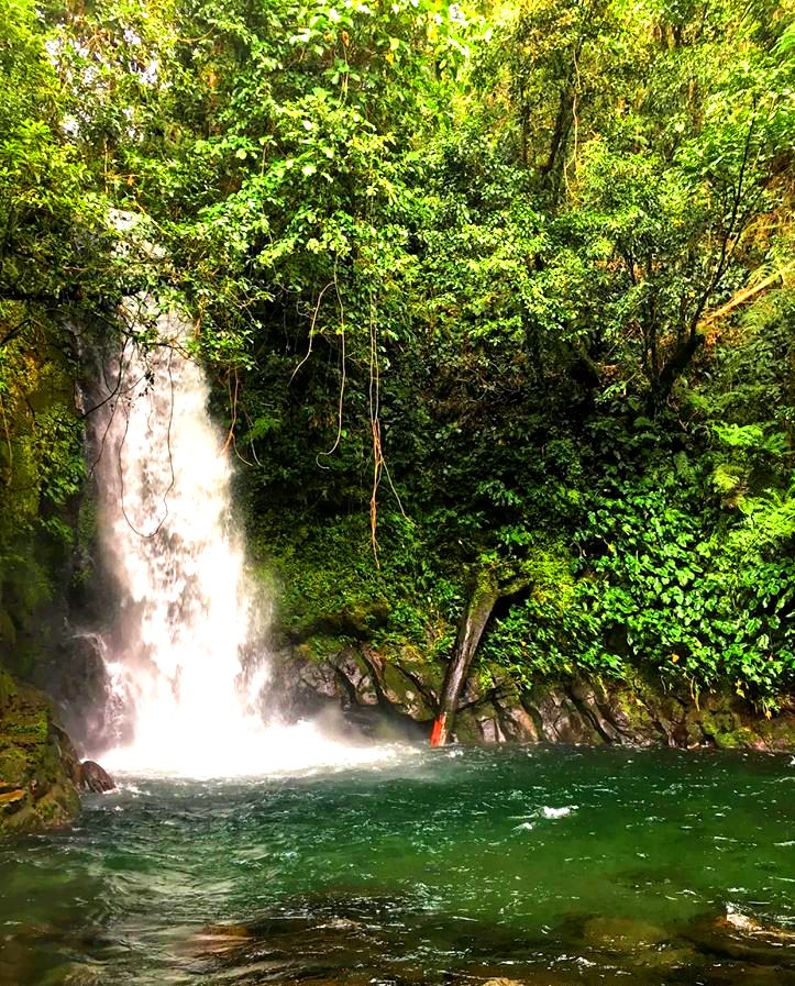 Malabsay Falls is one of the tourist spots/destination in Camarines Sur
