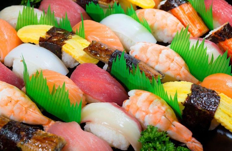 Overtones Ito Sushi Bar is one of best Japanese restaurants in Baguio City