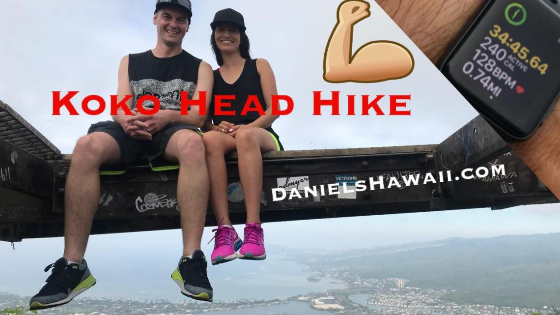 Koko Head Hike –  View over Oahu