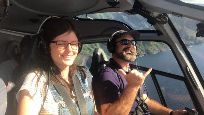 Kauai Helicopter Flight