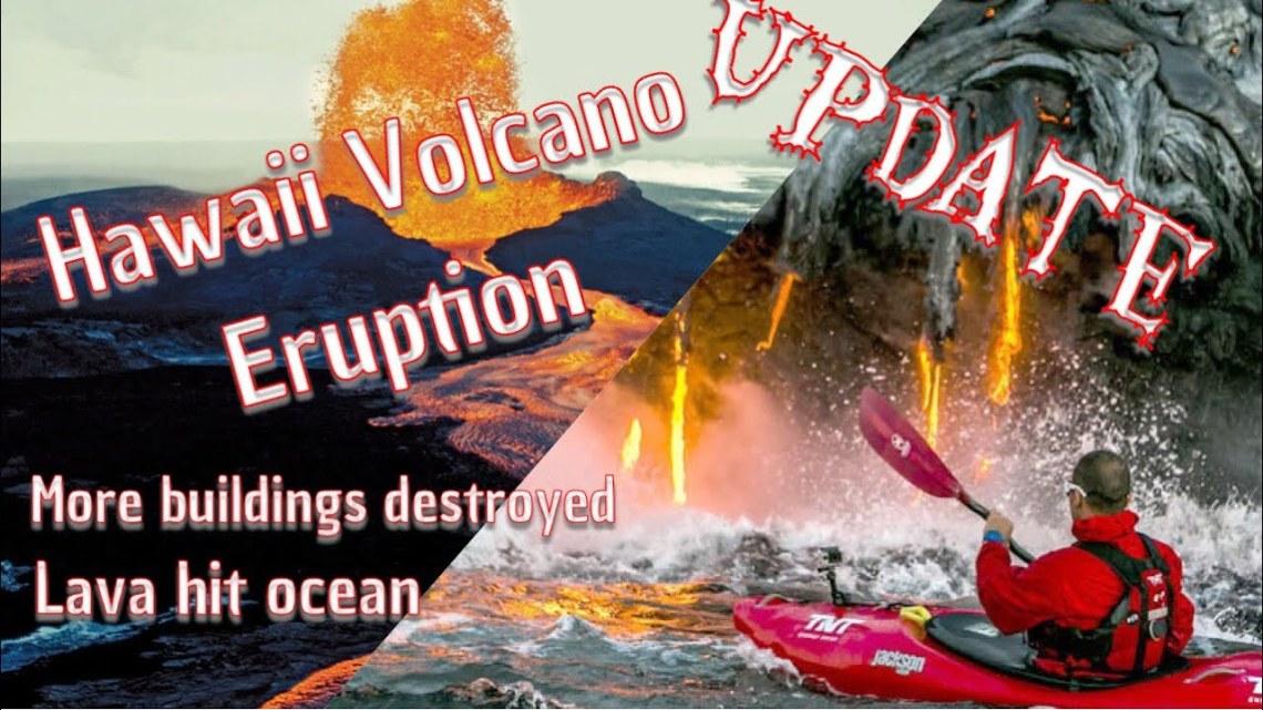 Volcanic Eruption Hawaii Big Island – Cancel Hawaii Vacation?