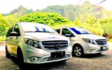 DanielsHawaii Tour Vehicles