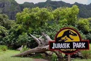 Jurassic Park &