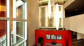 Apartment Lobby | Interior Design