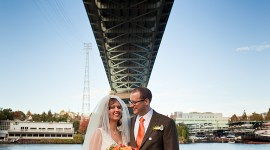 The Yacht Club On Lake Union Wedding