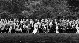Seattle Arboretum Wedding Panorama Photography