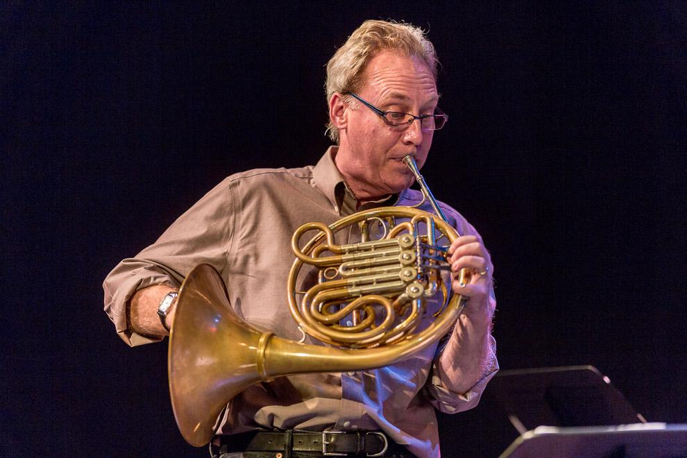 Jazz Photography of Tom Varner in performance