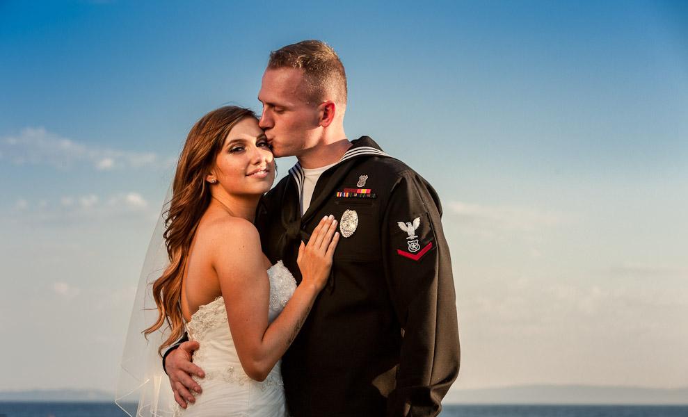 wedding photographer on Whidbey Island, WA