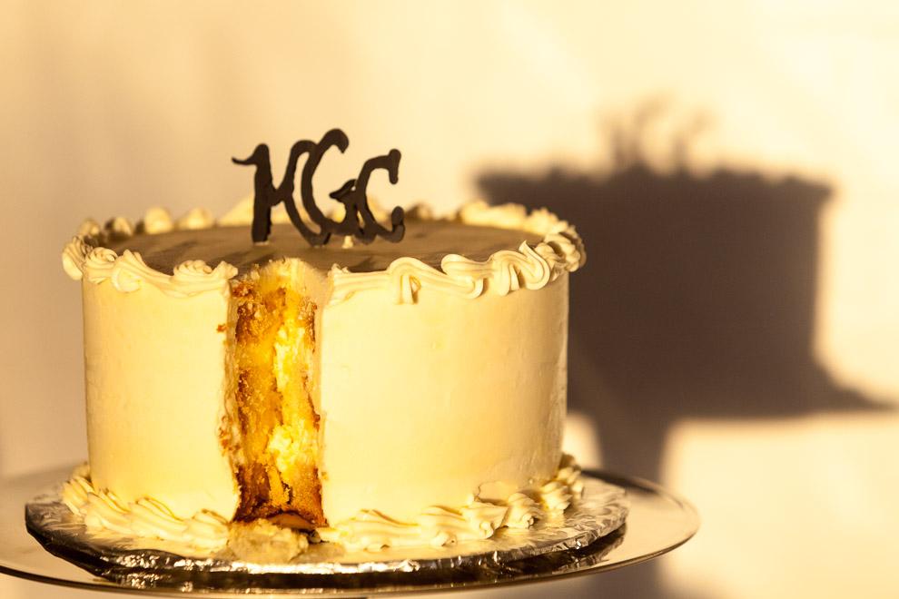 Whidbey Island Wedding cake