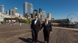 Columbia Tower Club Gay Wedding