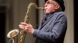 2015 Earshot Jazz Festival -- Charles Lloyd, Wild Man Dance
