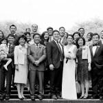 Wedding Portrait Panorama