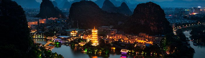 Stranger in a Strange Land, Guilin