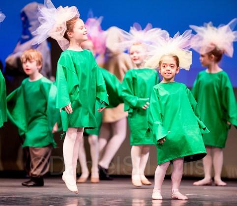 Dance performances/Capitol Theatre