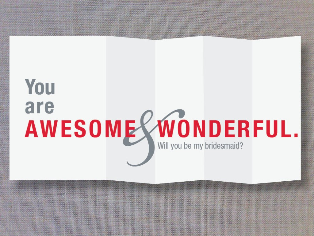 Offensive greeting cards: You are awful