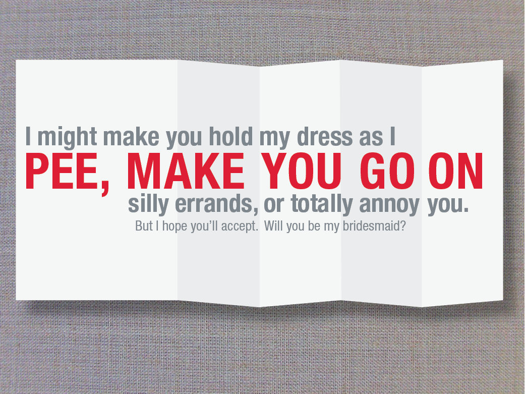 Witty offensive cards that fold out into awesome greetings daniel offensive greeting cards i might pee on you m4hsunfo