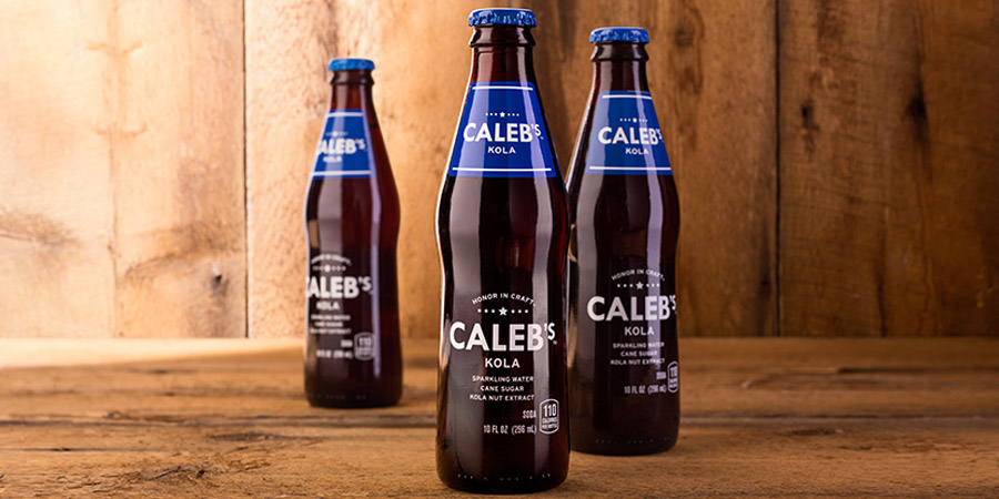 PepsiCo launches old-fashioned artisanal Caleb's Kola