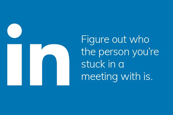 Honest, humorous descriptions of popular apps: LinkedIn