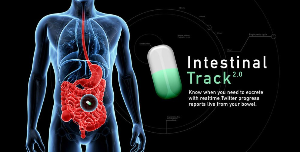 Internet of Useless Things: Intestinal Track 2.0