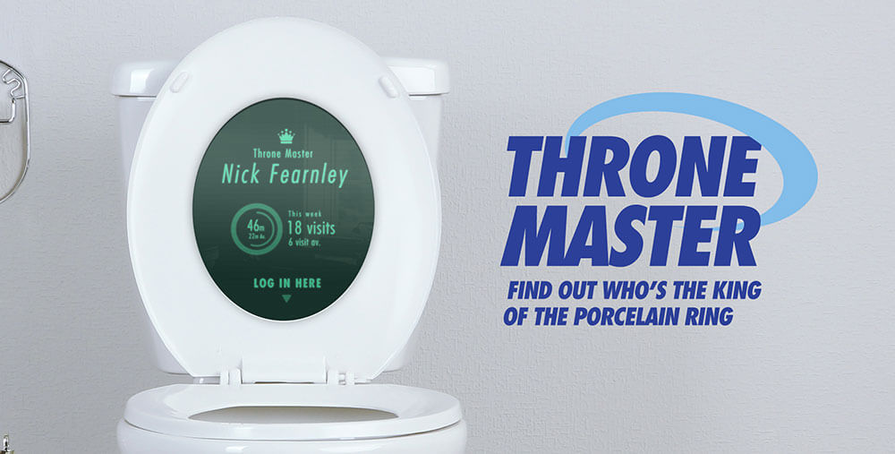 Internet of Useless Things: Throne Master