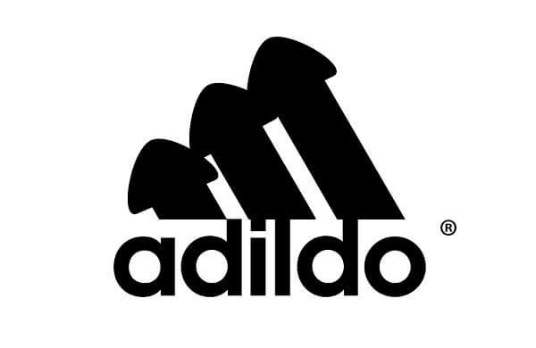 Adidas Penis Logo