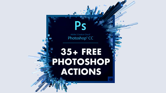 35+ FREE Photoshop Actions to use on your images