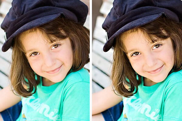 Free Photoshop Actions: High Definition Sharpening