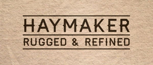 free-typeface-haymaker