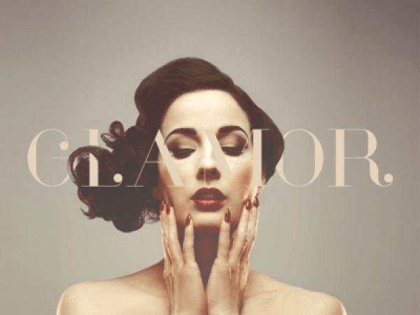 Free font: Glamor