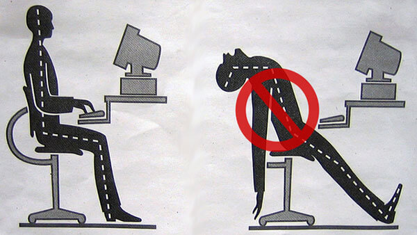 Subtle body language tricks: Posture
