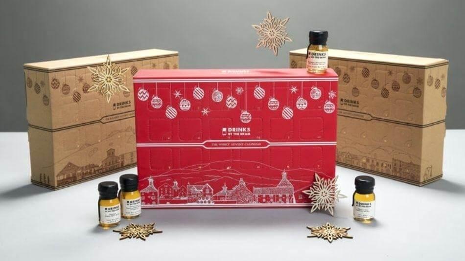 2015 Whiskey Advent Calendar